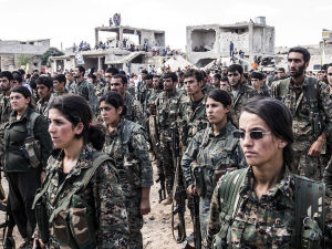 Kobane, Enemy at the gate