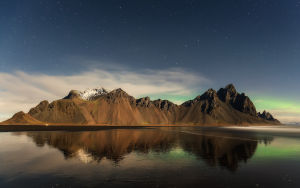 Stokksnes Night