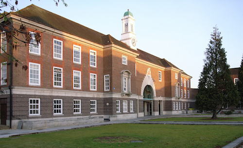 Middlesex_University_Hendon_Campus