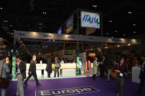 Dalla Ferrari a AddioPizzo Travel, l'Italia del turismo al World Travel Market 2014