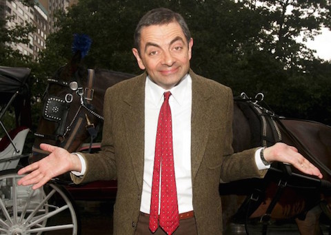 Mr Bean torna in tv per Comic Relief 2015
