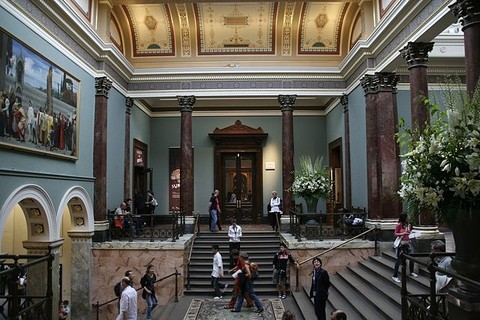 National Gallery - Staircase Hall