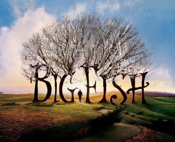 Big Fish (Tim Burton, 2003, musiche di Danny Elfman)