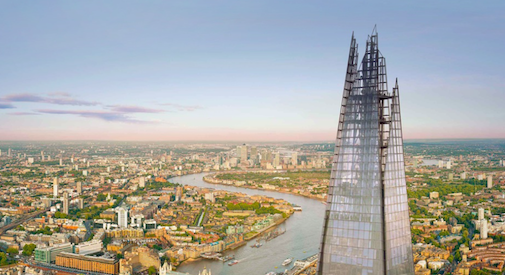 West London avrà il suo Shard