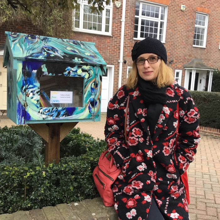 Little Free Library-Francesca-Marchese-Londra-Italia-3