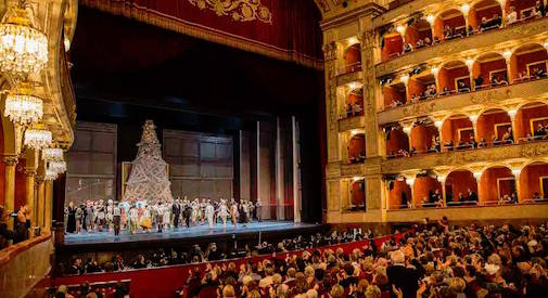 'All'Opera', la lirica italiana approda nei cinema UK