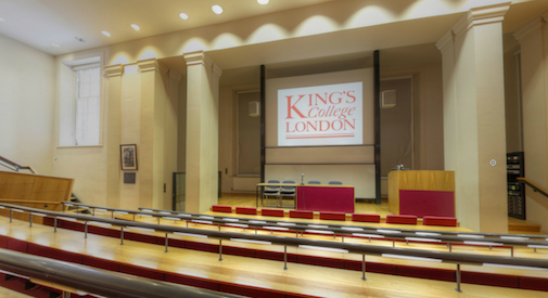 Referendum Si o No? Il dibattito al King's College