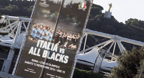 Rugby, Inghilterra-Sud Africa e Italia-All Blacks, test match di lusso in vista del 6 Nazioni
