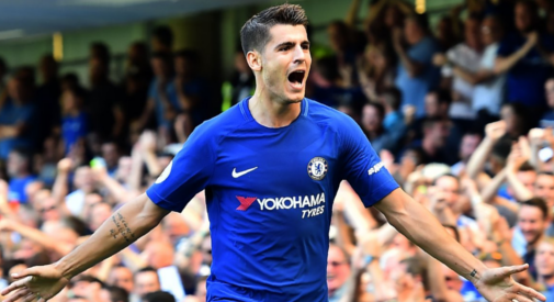 Morata trascina il Chelsea all'inseguimento di City e United