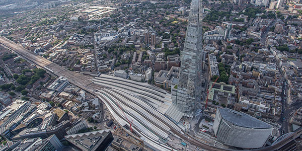 London Bridge Station, restyling da 1 miliardo e nuova tratta con Luton