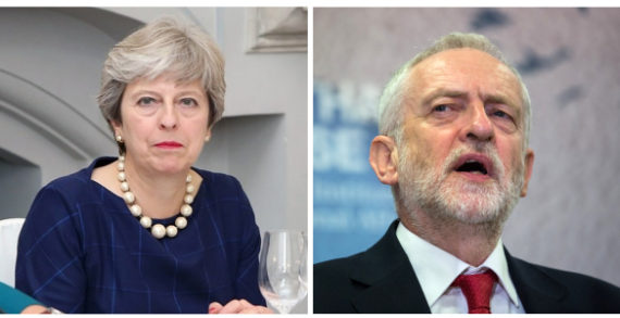 May vs Corbyn: sfida in tv sulla Brexit prima del voto in Parlamento