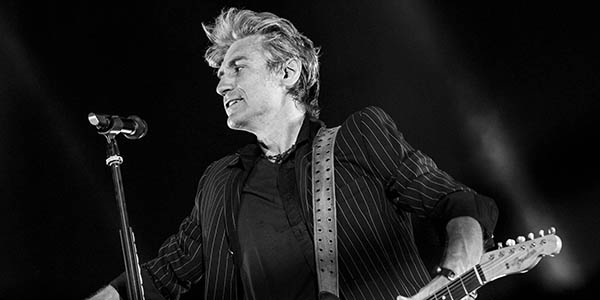 Ligabue live a Londra all'O2 Shepherd's Bush Empire